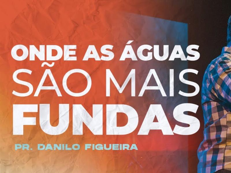 ONDE AS ÁGUAS SÃO MAIS FUNDAS