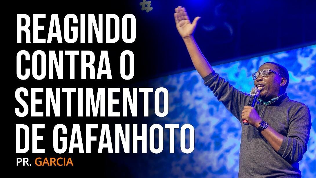 REAGINDO CONTRA O SENTIMENTO DE GAFANHOTO