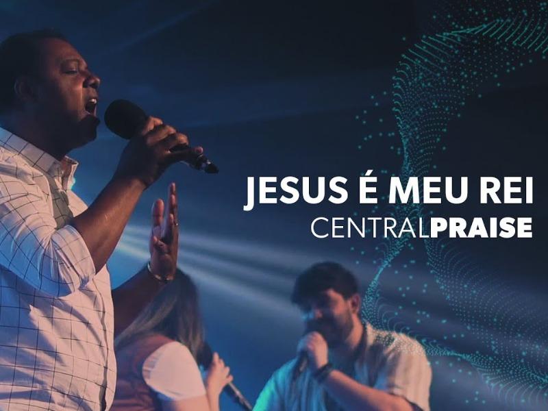 Jesus é meu Rei