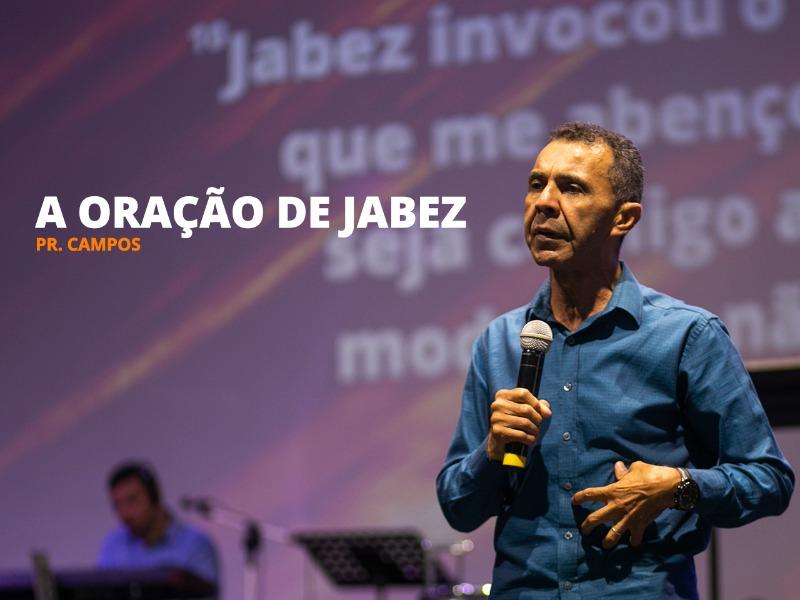 A oração de Joabez - 18-10
