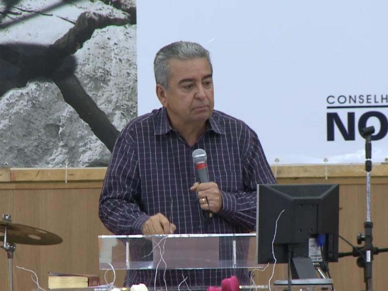 Bp. Miguel   Congresso de homens 2016