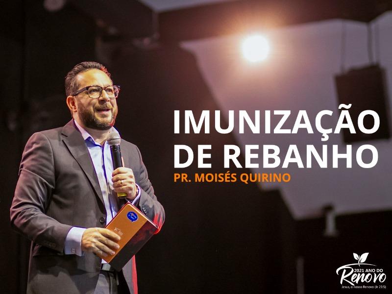 Imunização do Rebanho - 03-01 ás 10h