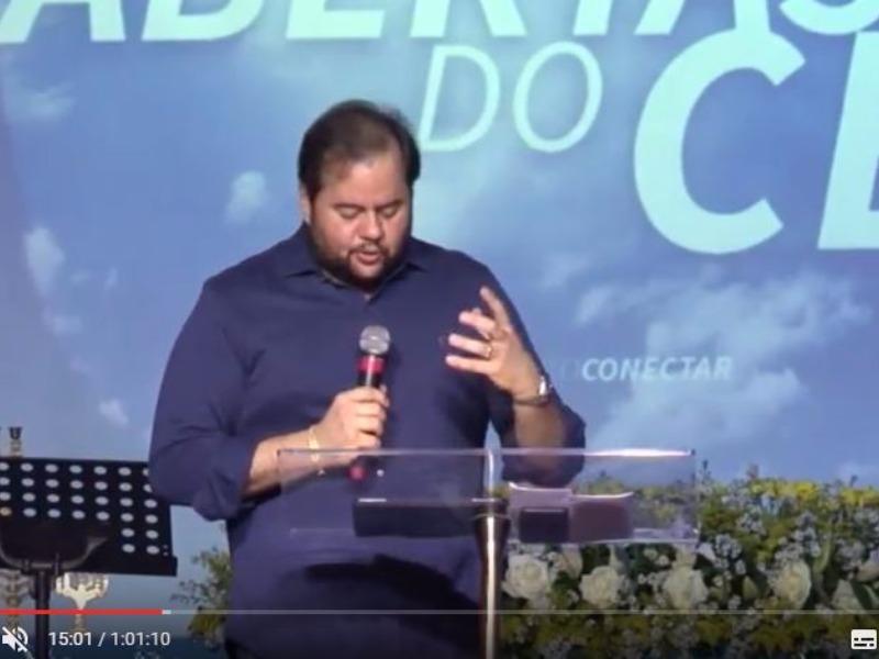 Culto Conectar - As Janelas Abertas do Céu