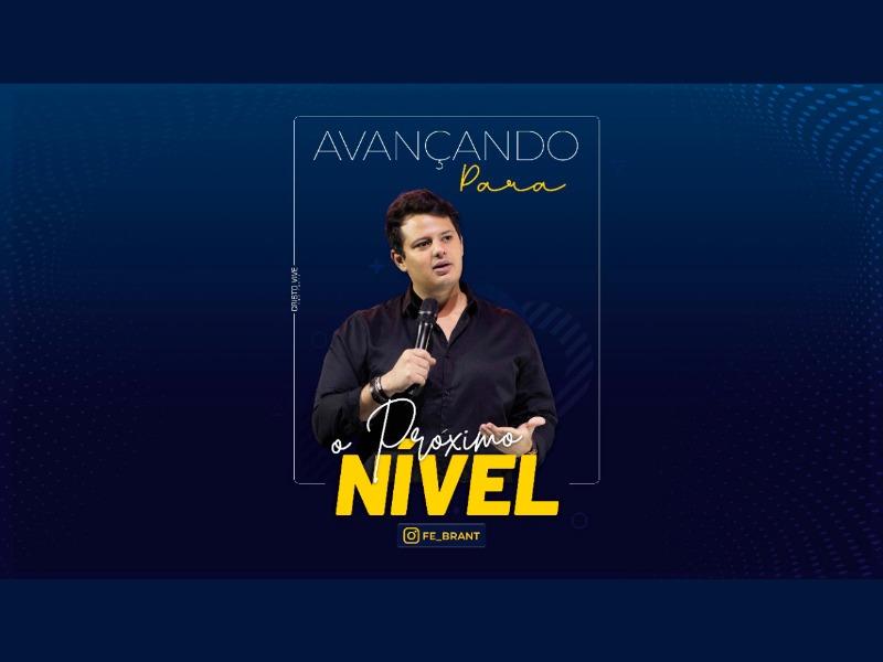 AVANÇANDO PARA O PRÓXIMO NÍVEL!  I 08/04/21