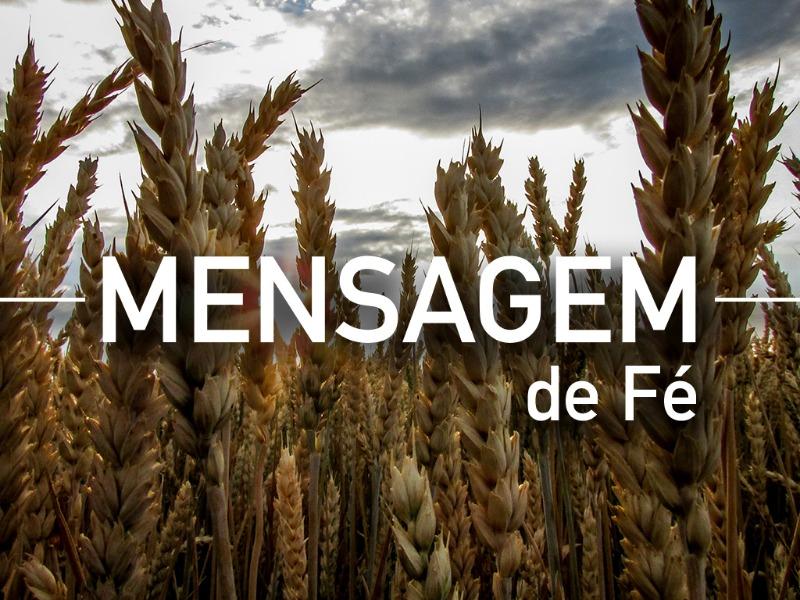 Mensagem de Fé 01
