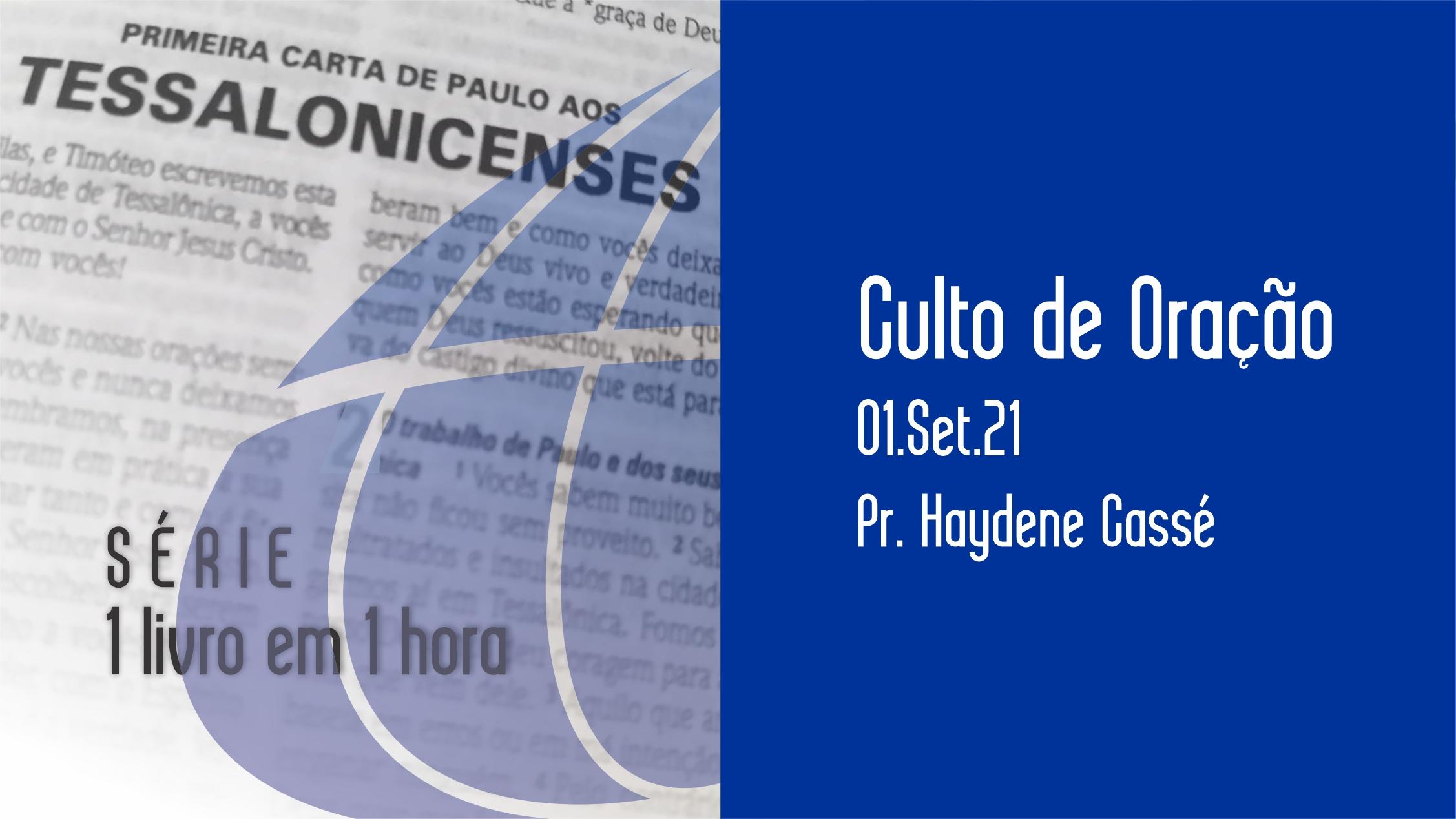 1 Tessalonicenses - 1Livro 1 Hora