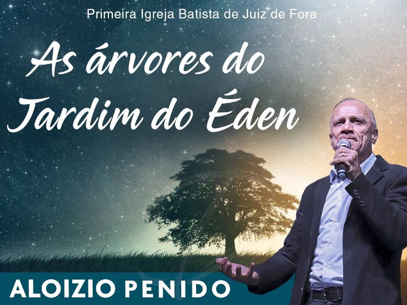 As árvores do Jardim do Éden