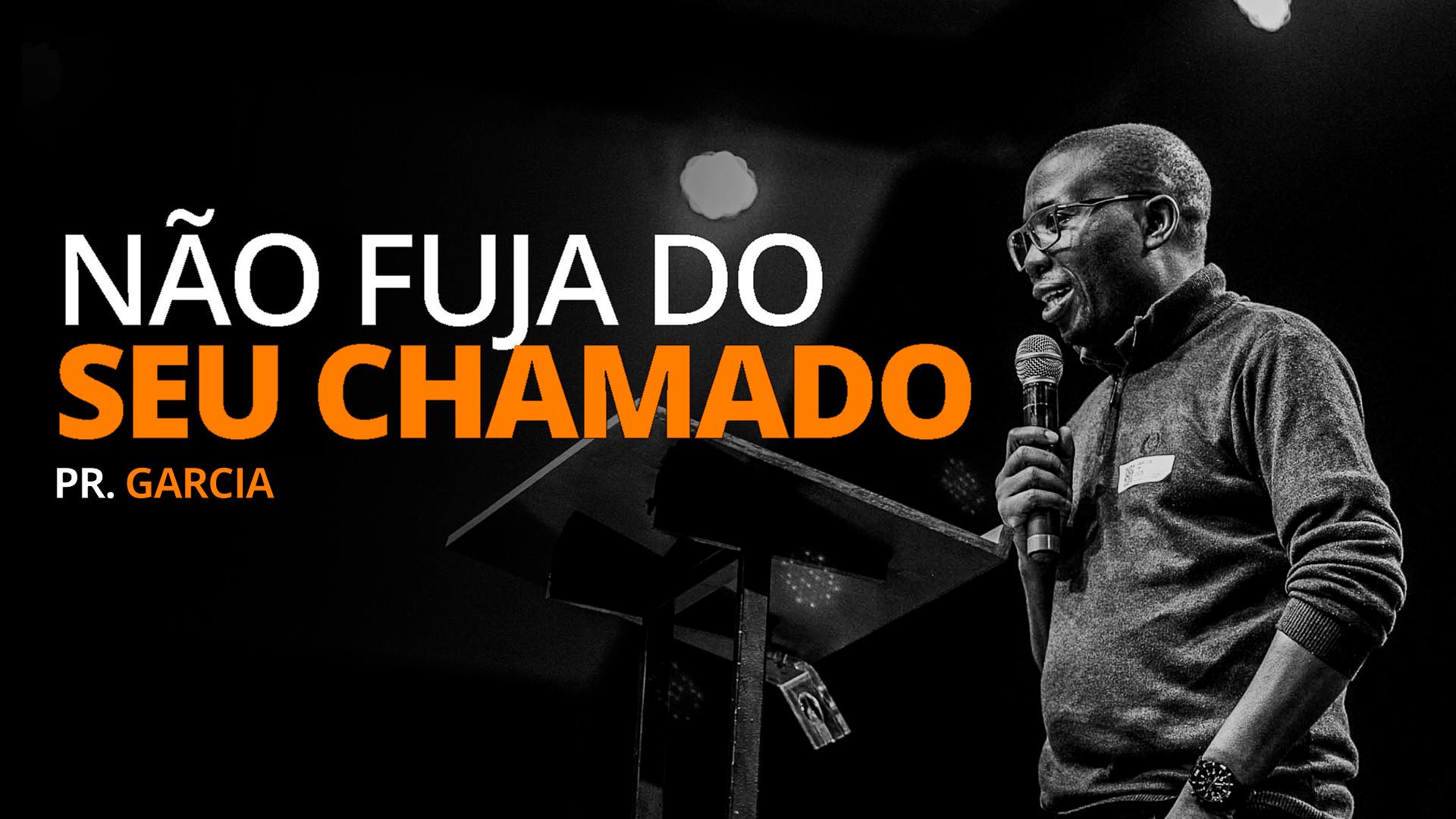 NUNCA FUJA DO SEU CHAMADO