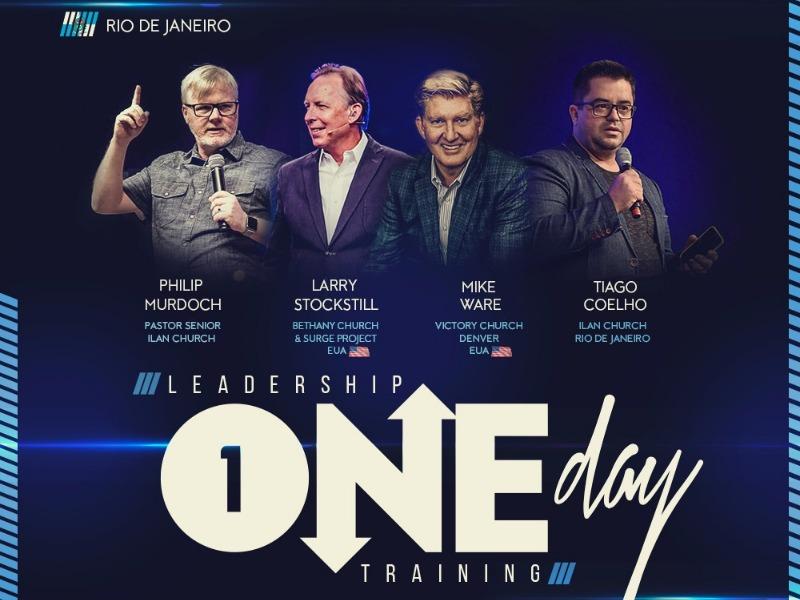 ONE DAY: Larry Stockstill