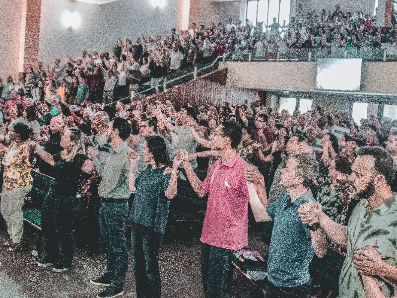 Parabéns, Igreja Batista do Barro Preto!