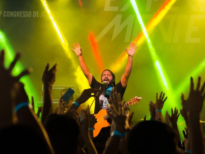 Salomão do Reggae   Jovens 2016