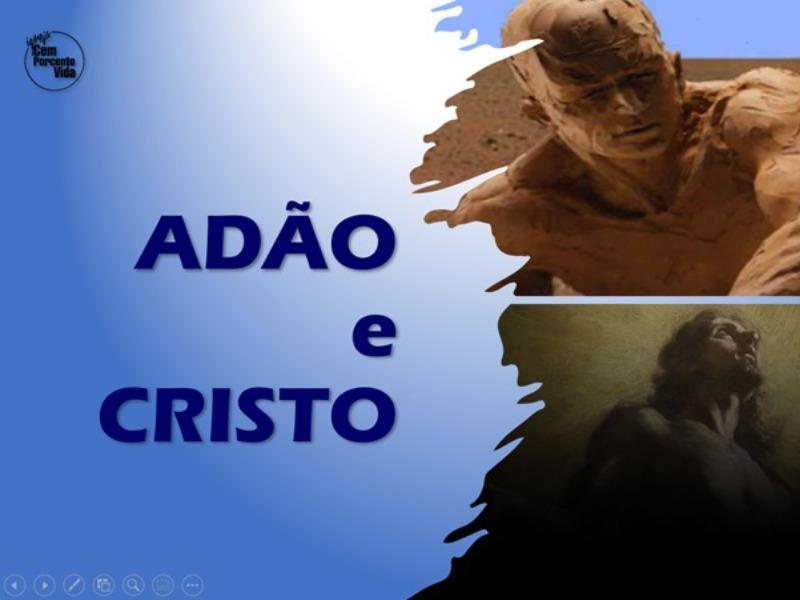 Adão e Cristo