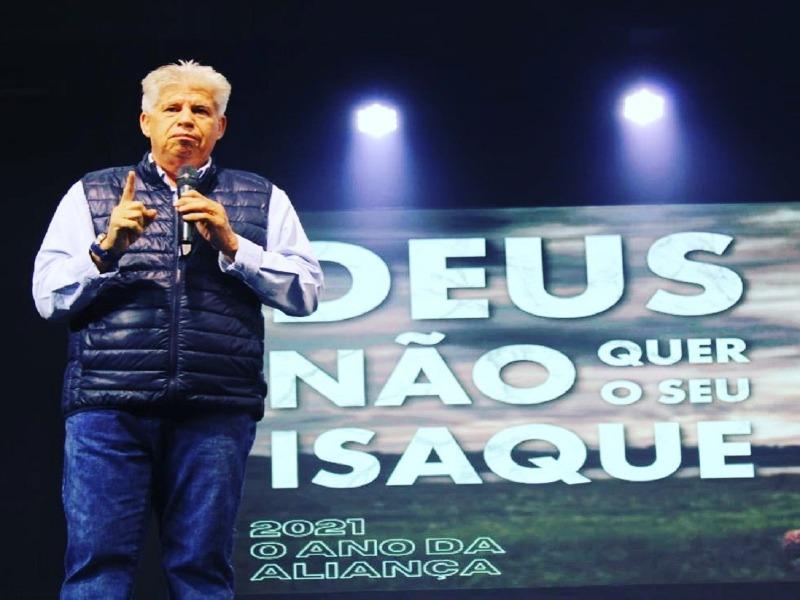 Deus não quer o seu Isaque