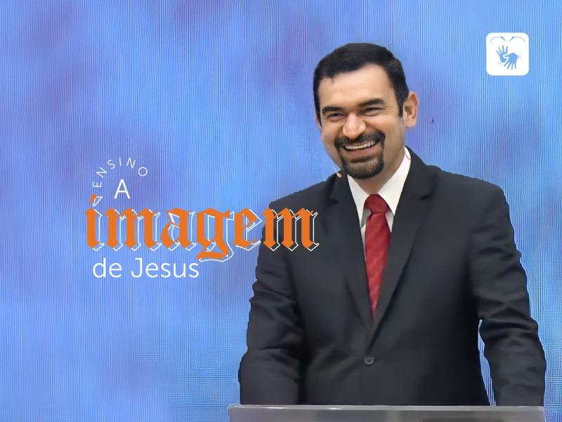 A imagem de Jesus