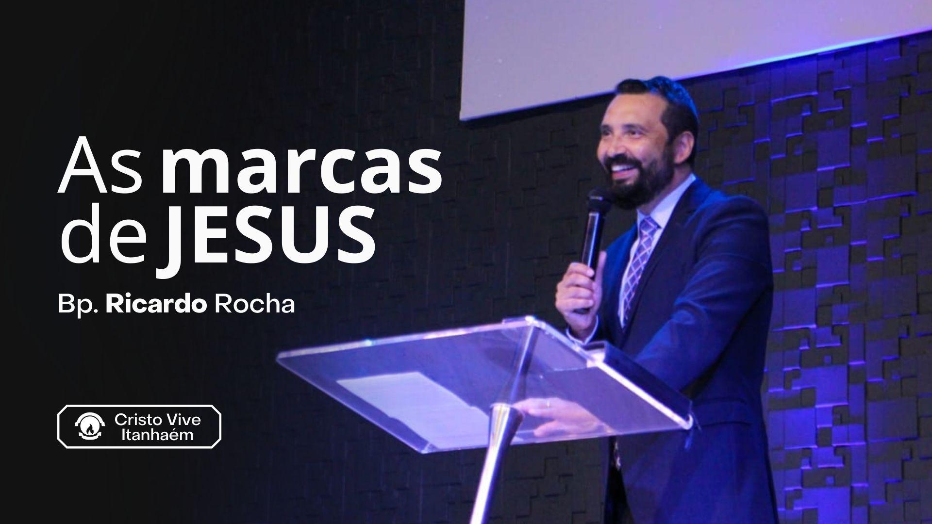 MARCAS DE JESUS