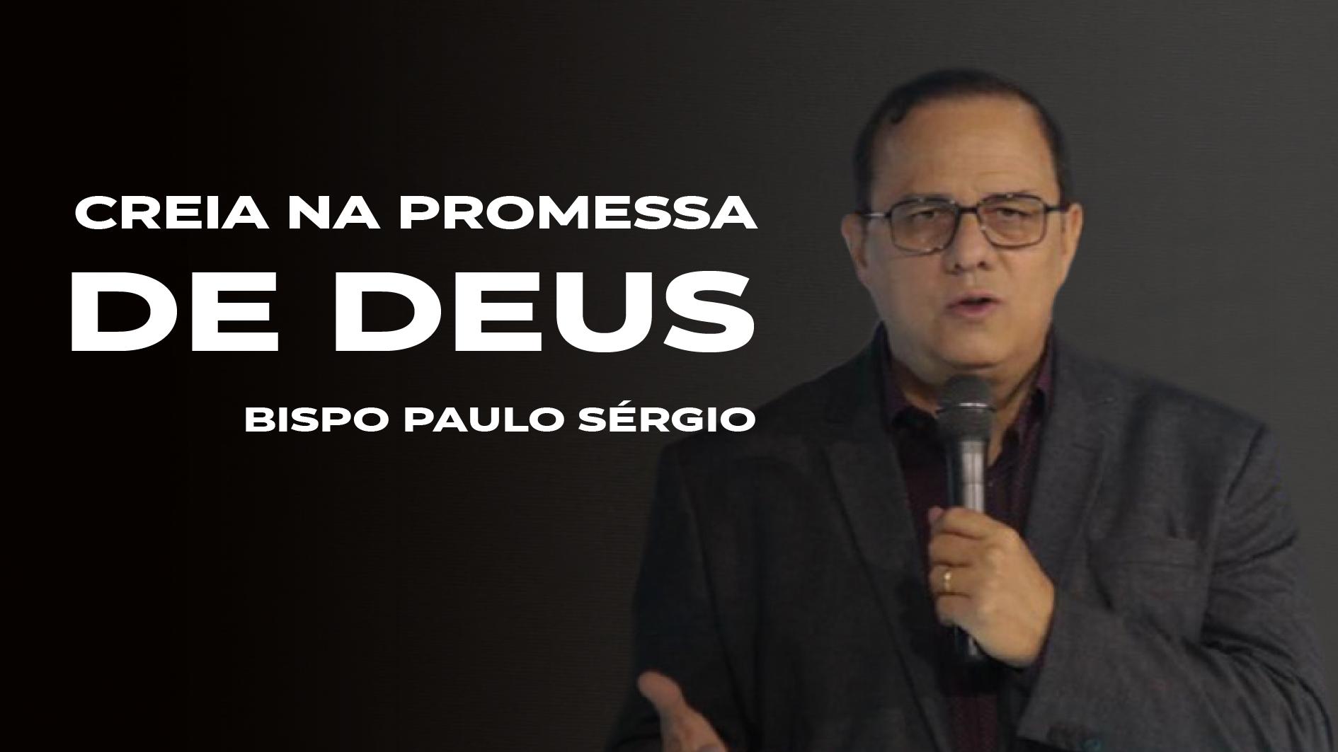 Creia na promessa de Deus