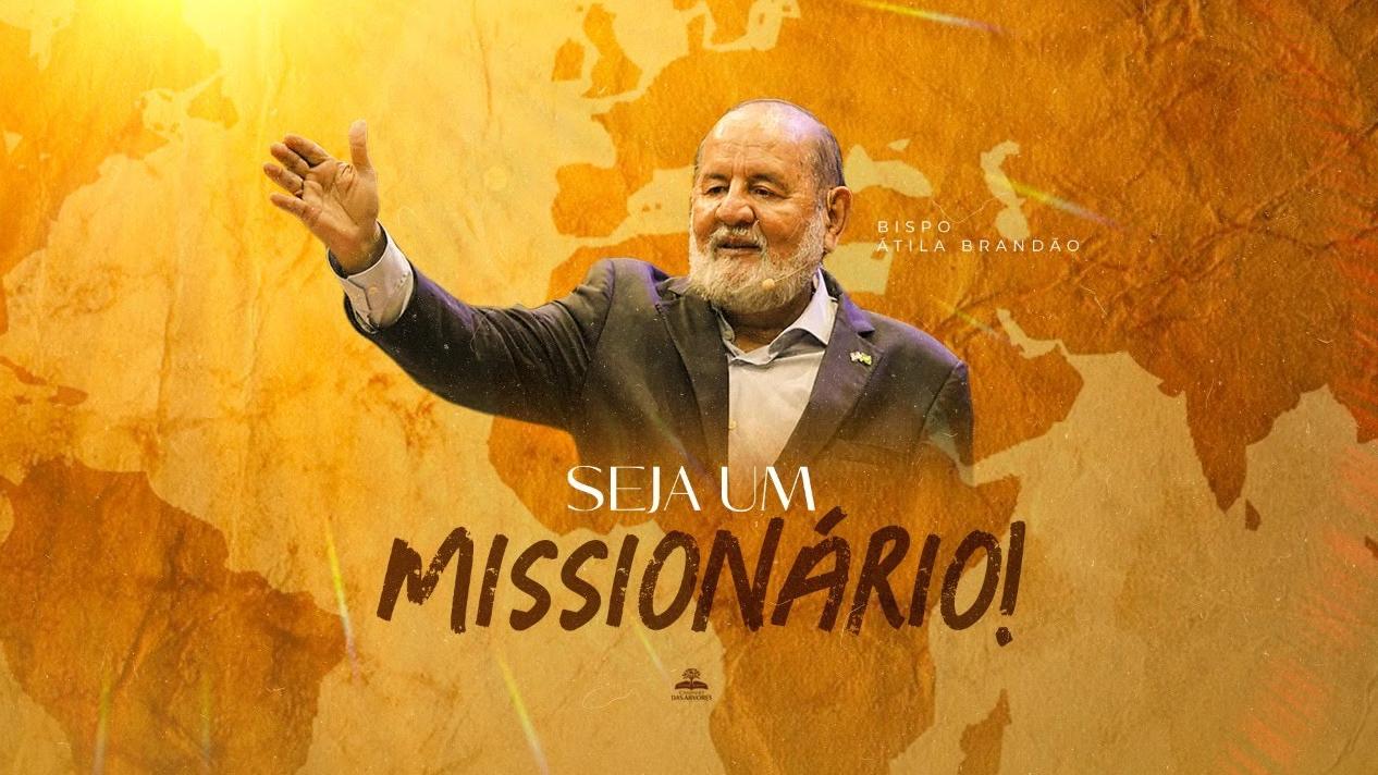 SEJA UM MISSIONÁRIO