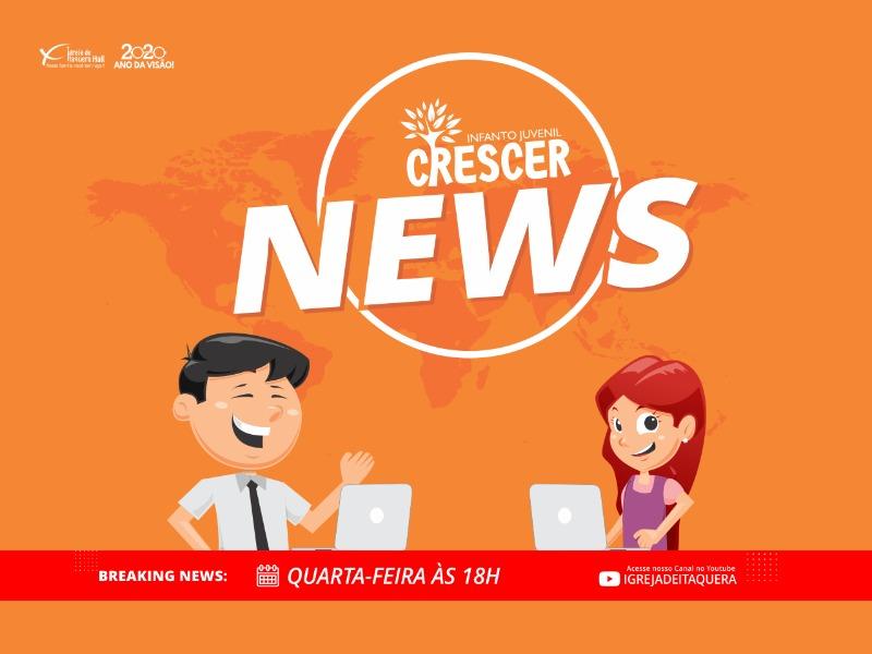 Crescer News - 15-10