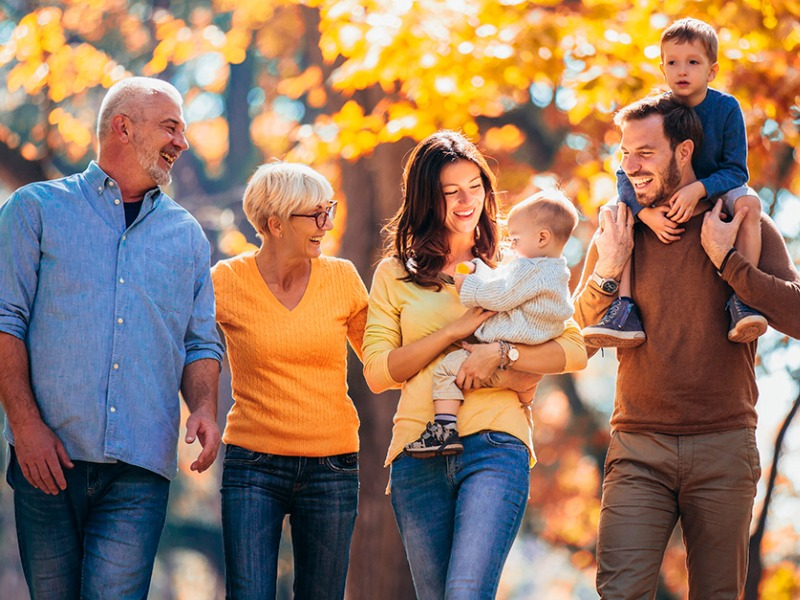 Lições de Deus Para as Famílias