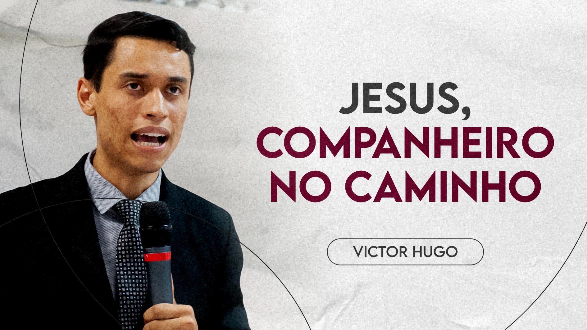 Jesus, companheiro no Caminho