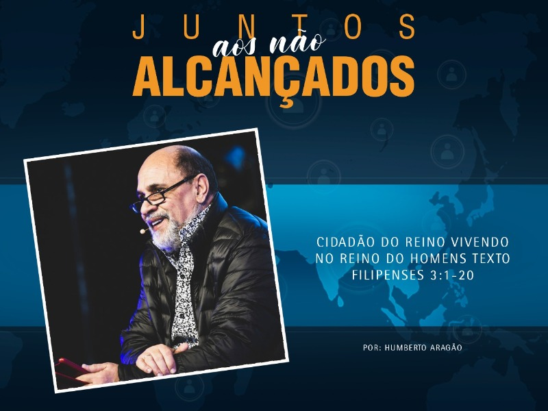 JUNTOS AOS NÃO ALCANÇADOS