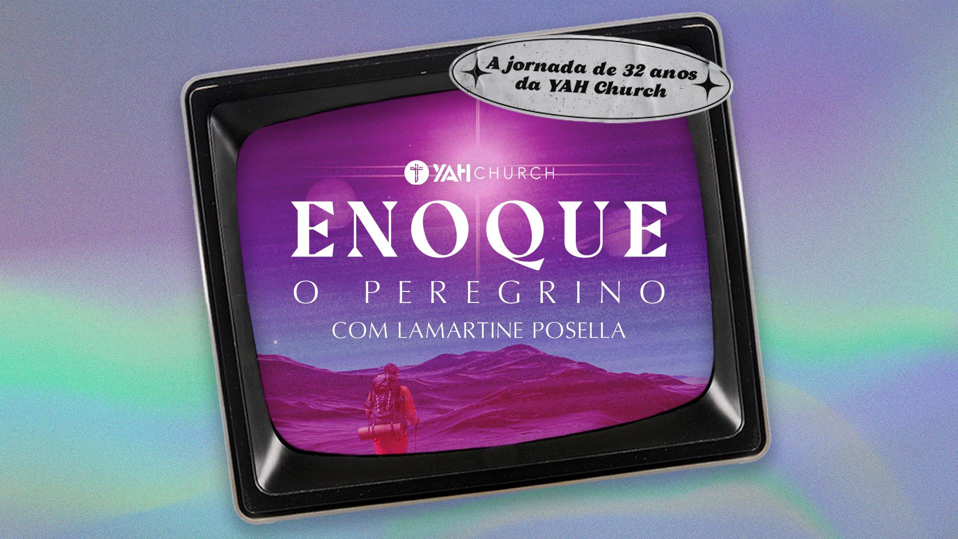 Enoque, o peregrino