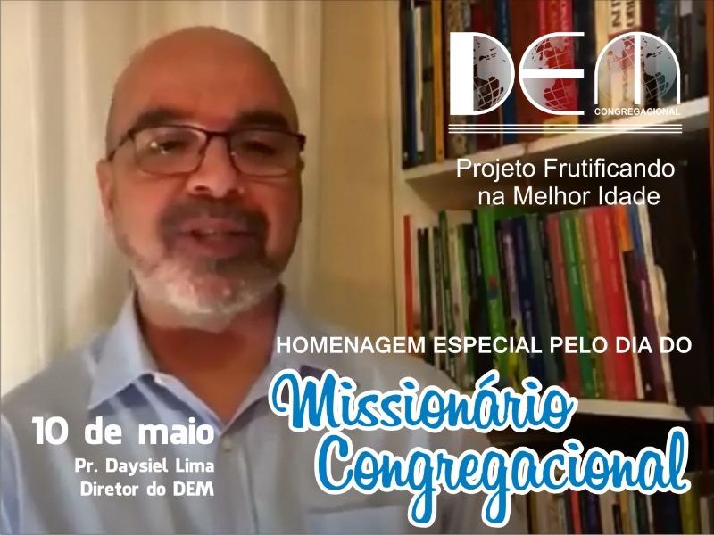 DEM - Dia do Missionário Congregacional