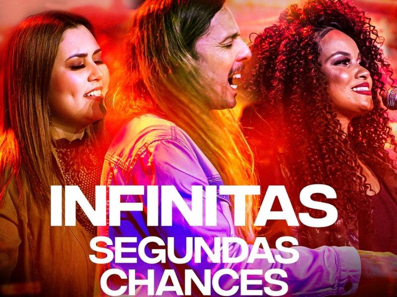 INFINITAS SEGUNDAS CHANCES | Projeto Vida Music (CLIPE OFICIAL)