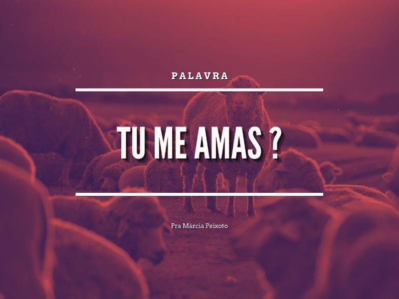 Tu Me Amas ?