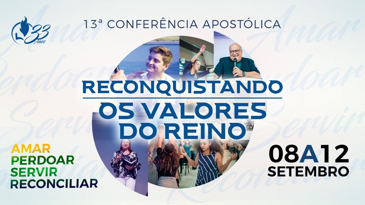 13° Conferência Apostólica