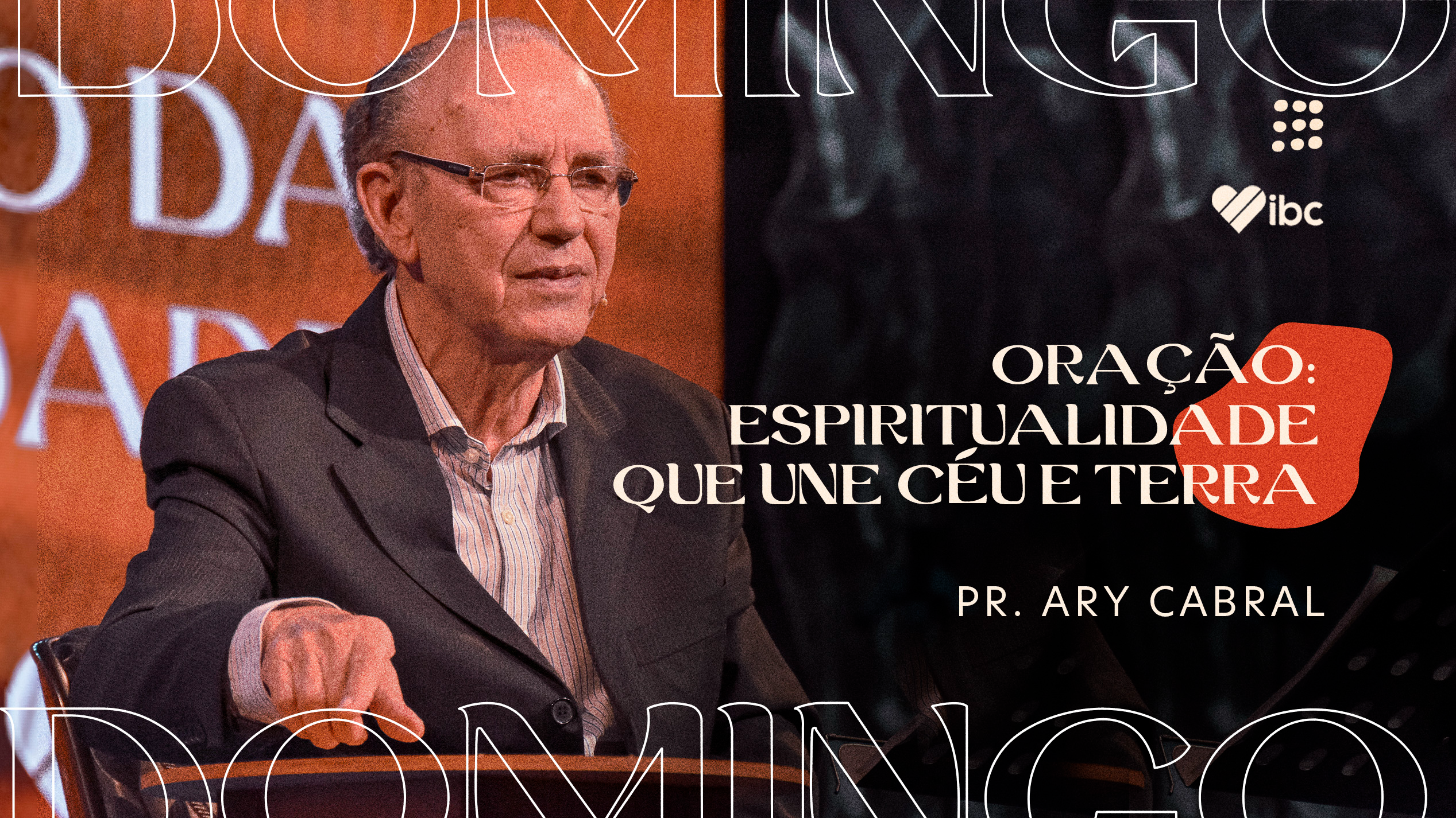 ORAÇÃO: Espiritualidade que une céu e terra