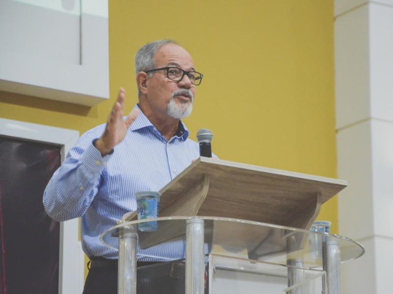 Bp. Ademir Batista   Congresso de homens - 2018