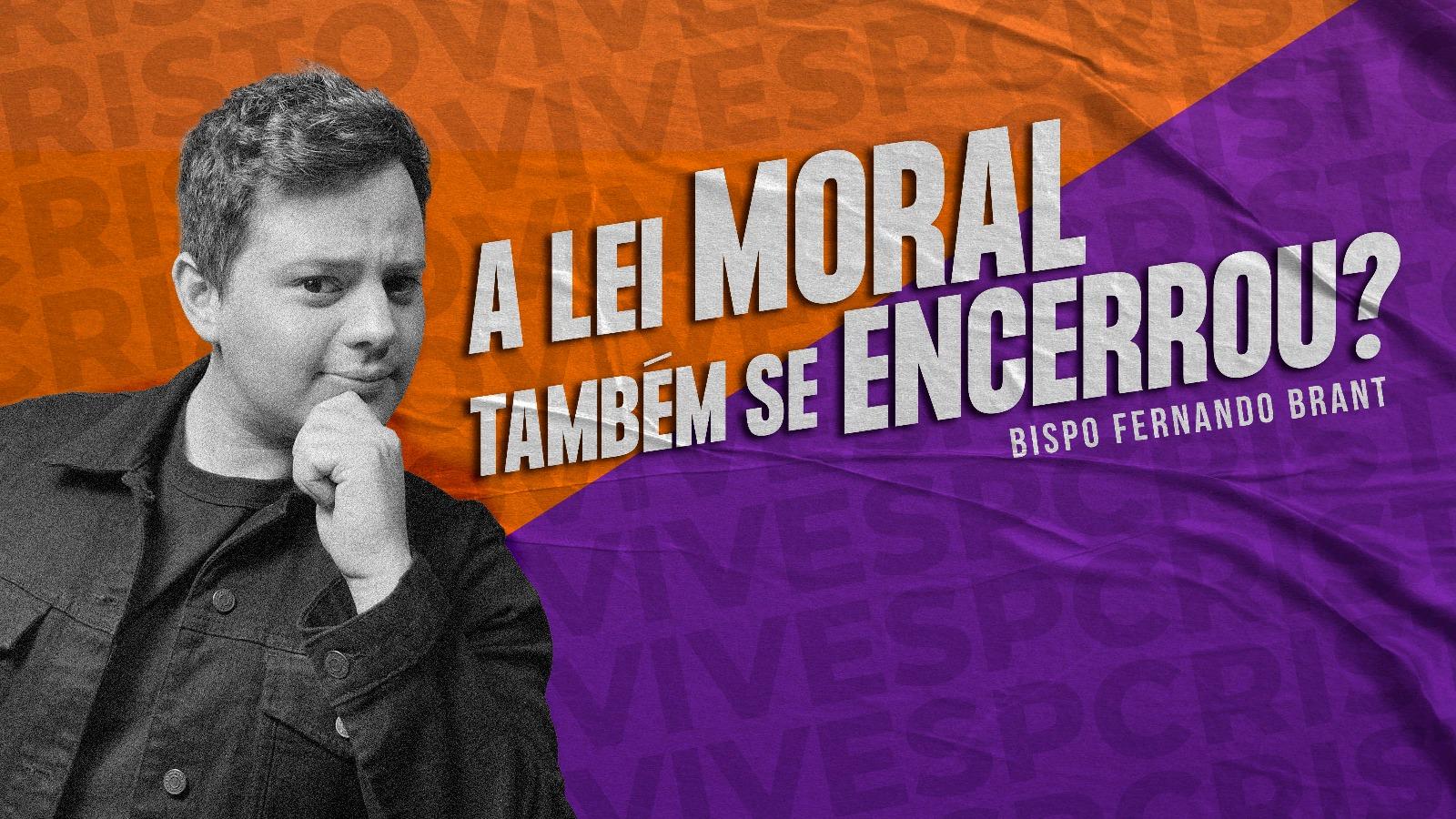 A LEI MORAL TAMBÉM SE ENCERROU? // 07/10/2021 // Nº 3715