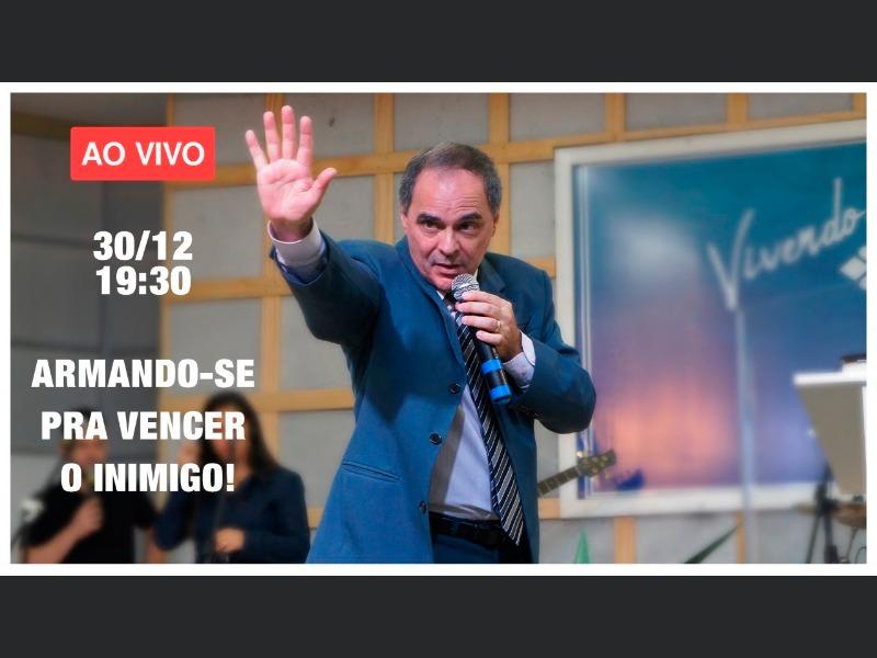ARMANDO-SE PRA VENCER O INIMIGO!