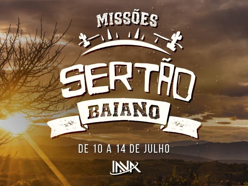 Missões no Sertão Baiano - Parte 2