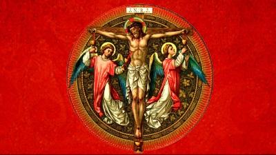 Sangue de Cristo, salvai-nos