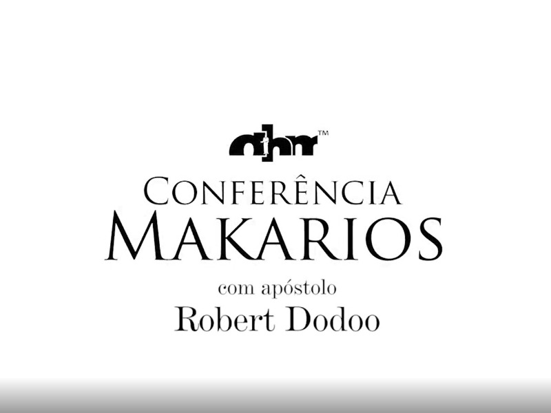 Conferencia Makarios - 1º Dia Pt.1