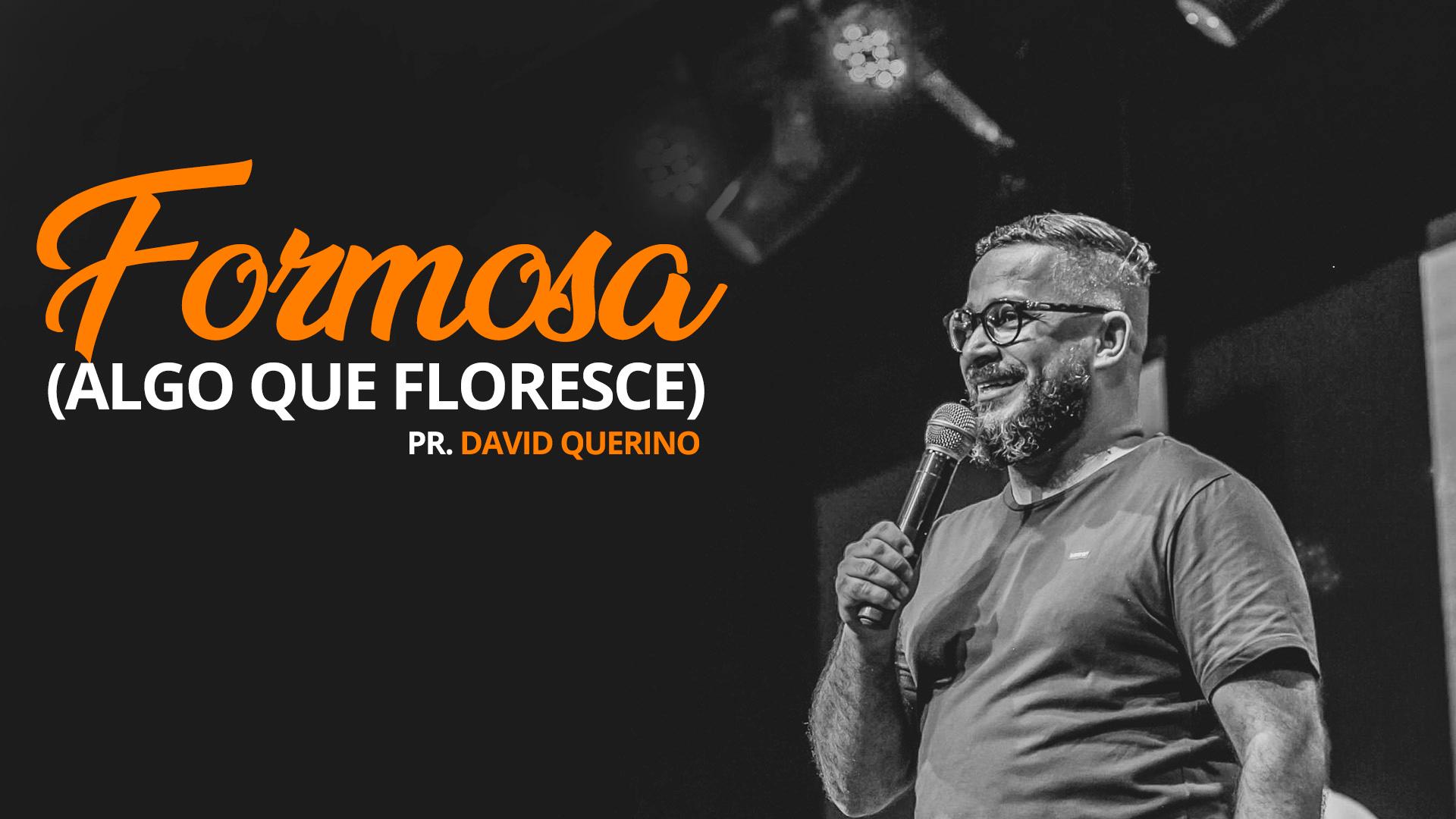 FORMOSA (ALGO QUE FLORESCE)