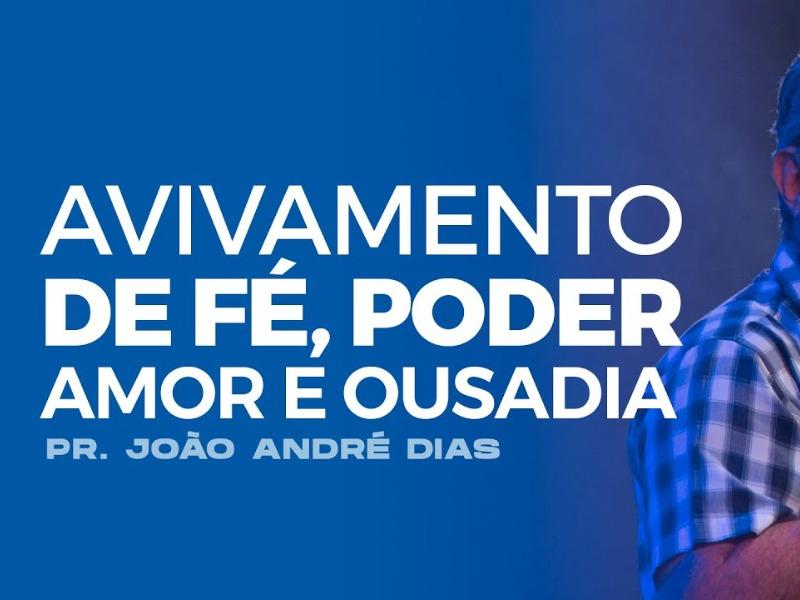 AVIVAMENTO DE FÉ, PODER, AMOR E OUSADIA