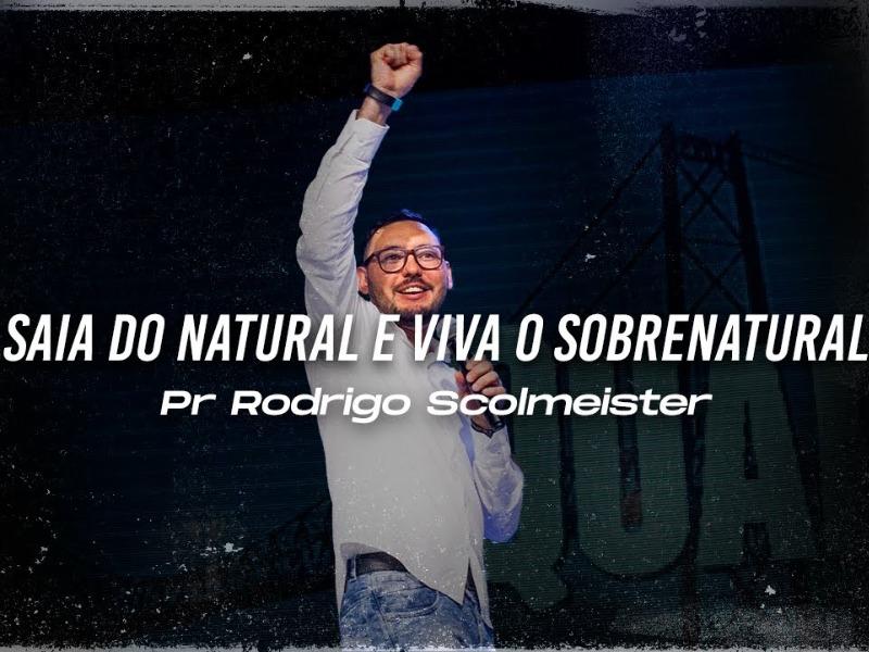 SAIA DO NATURAL E VIVA O SOBRENATURAL