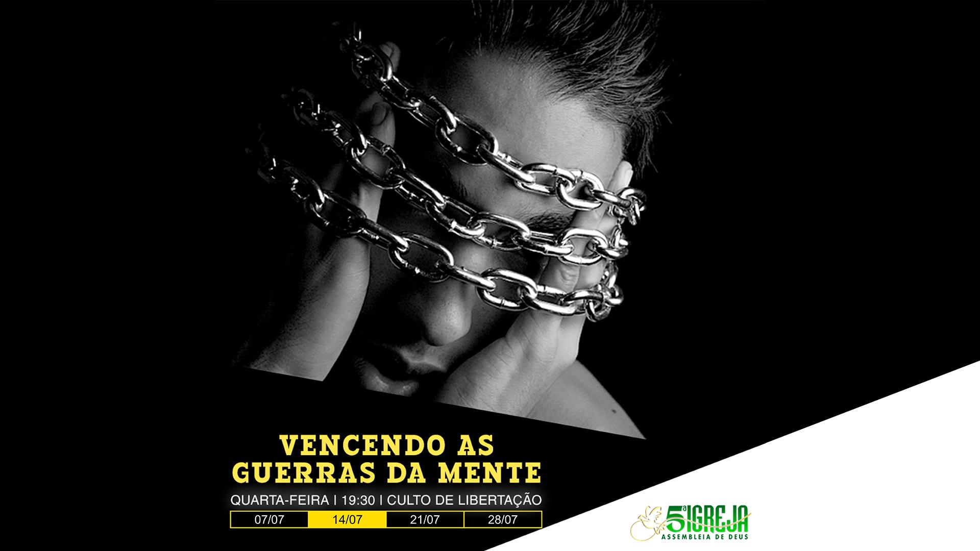 TRANSMISSÃO DO CULTO DE QUARTA 14/07/2021