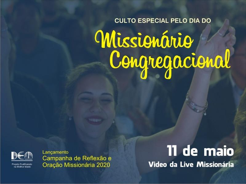 DEM - Live Missionária