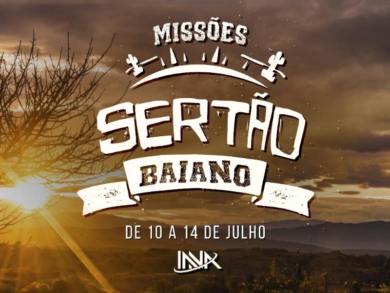 Missões no Sertão Baiano - Parte 1