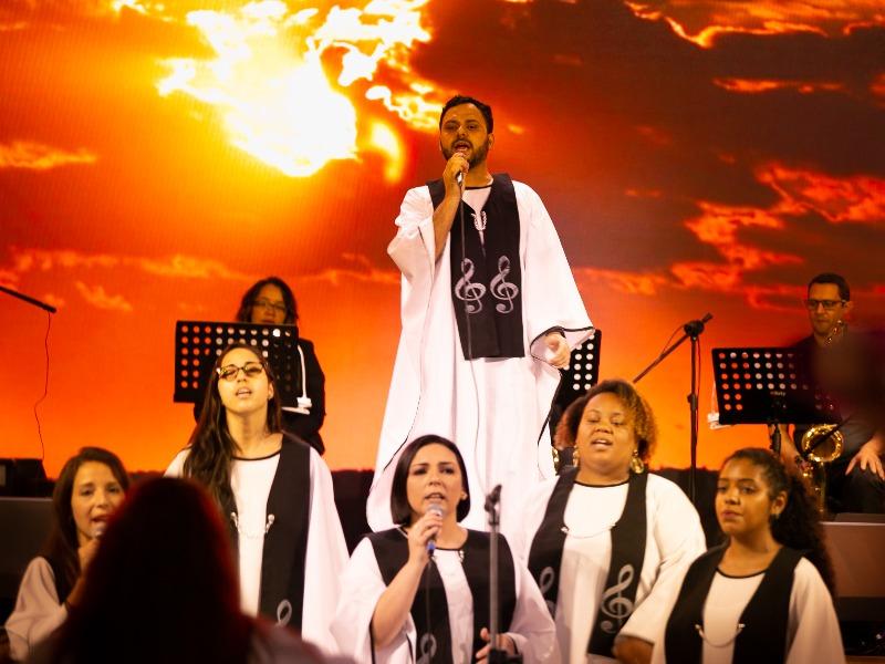 Musical Vencendo vem Jesus
