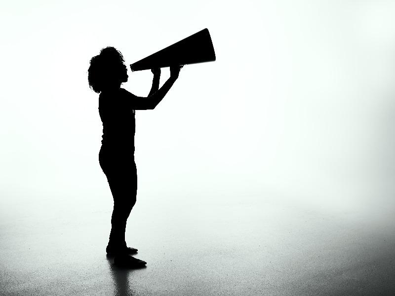 O Grito do Aflito. Uma Voz Afônica?
