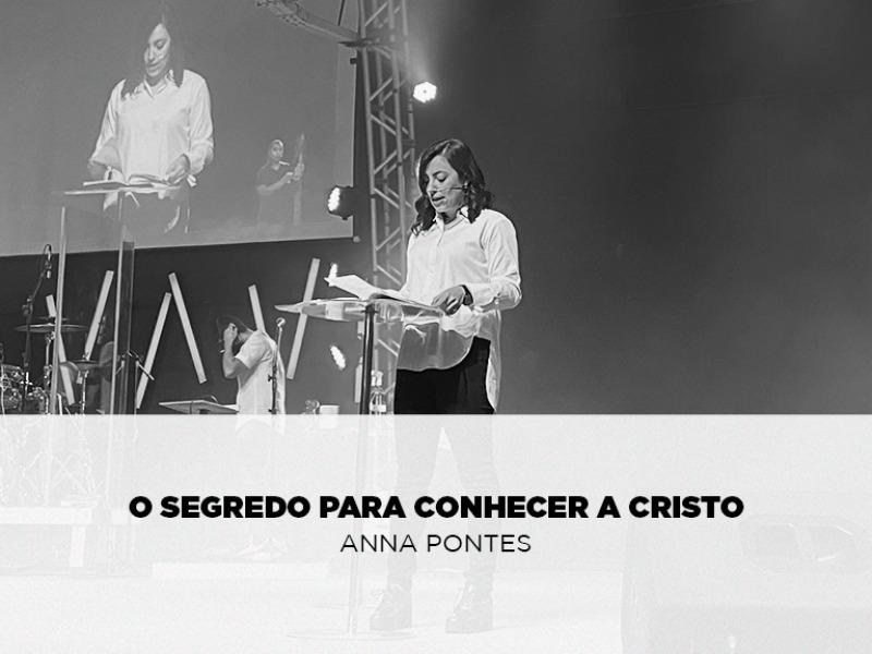 O Segredo Para Conhecer A Cristo
