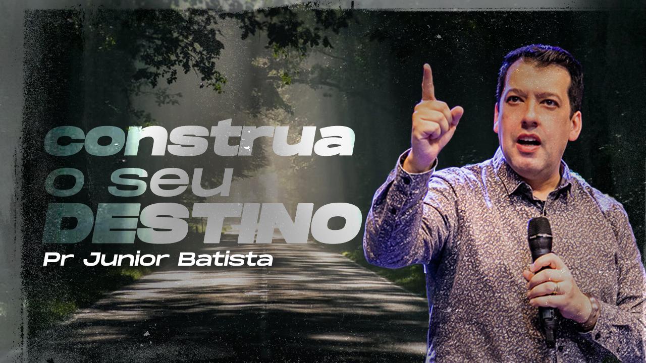 CONSTRUA O SEU DESTINO