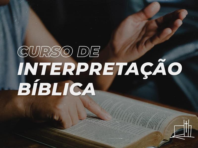 Curso de Interpretação da Bíblia