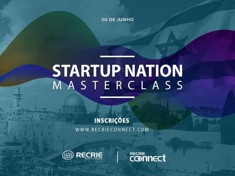 Startup Nation Masterclass