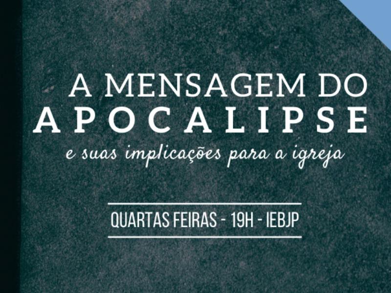 APOCALIPSE - Série Expositiva